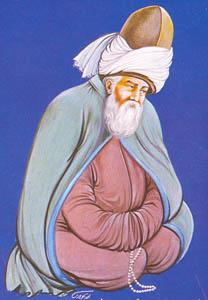 Hz. Mevlana Dschalal ed-din Rumi