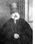 Scheich Ahmed Dschelâleddîn Dede Efendi [qs] - Galata Mevlevîhâne