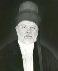 Scheich Abdullah Halis al Mevlevi - Efendi