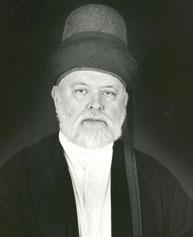 Sheikh Abdullah Halis al Mevlevi - Efendi
