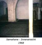 Semahane - Innenansicht 1968