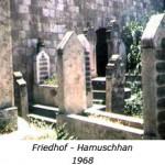 Friedhof - Hamuschhan 1968